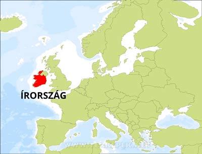 írország térkép Írország térképek írország térkép